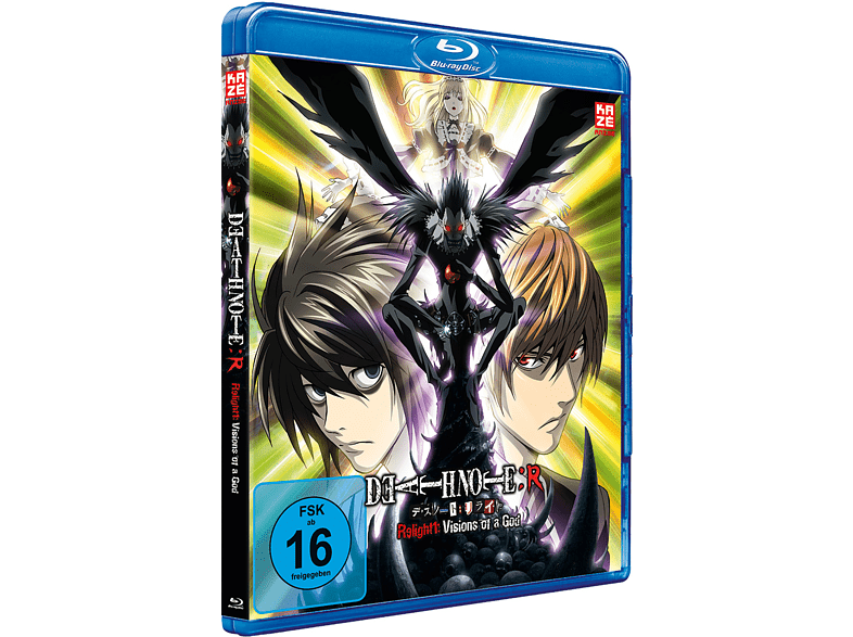 Death Note: ReLight 1: Visions of a God [Blu-ray]