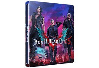Devil May Cry 5 Deluxe Steelbook Edition NL/FR PS4