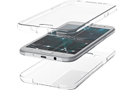 AGM 27398 , Full Cover, Samsung, J6 (2018), Thermoplastisches Polyurethan, Transparent