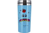 PALADONE PRODUCTS Rick & Morty - Mr Meeseeks Travel Mug, Mehrfarbig