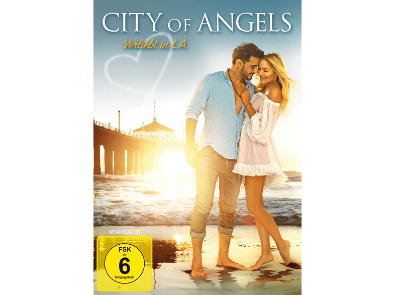 City of Angels-Verliebt in L.A. [DVD]