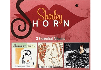 Shirley Horn - 3 Essential Albums - (CD)