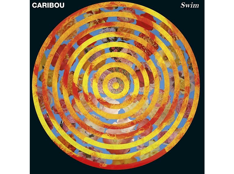 Caribou - Swim [CD]