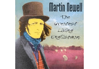 Martin Newell - The Greatest Living Englishman - (CD)