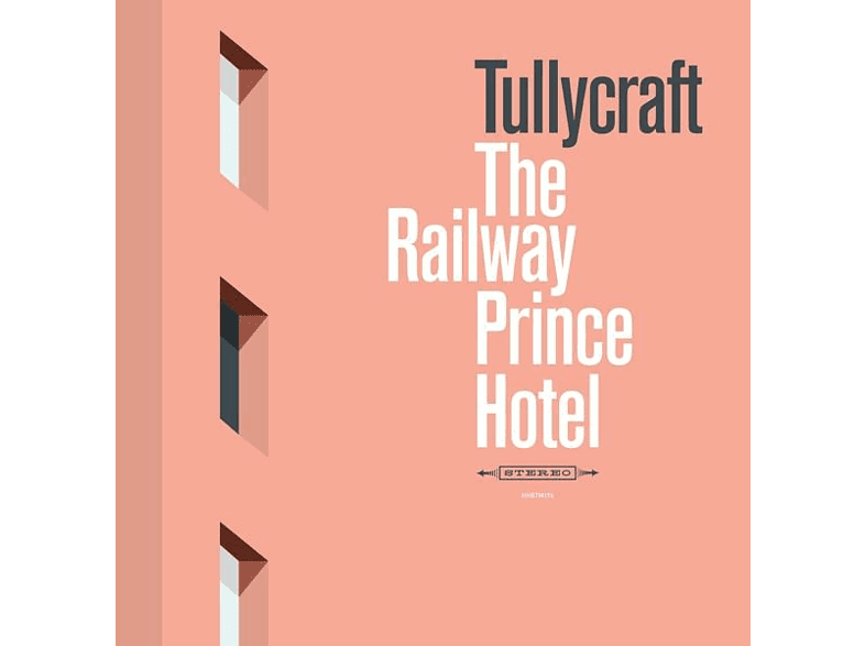 Tullycraft - The Railway Prince Hotel [CD]