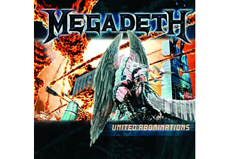 Megadeth - United Abominations (2019 Remaster) - (CD)