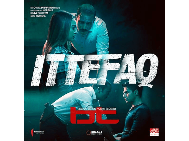 O.S.T. - ITTEFAQ (Official Orchestral Score Album) [CD]
