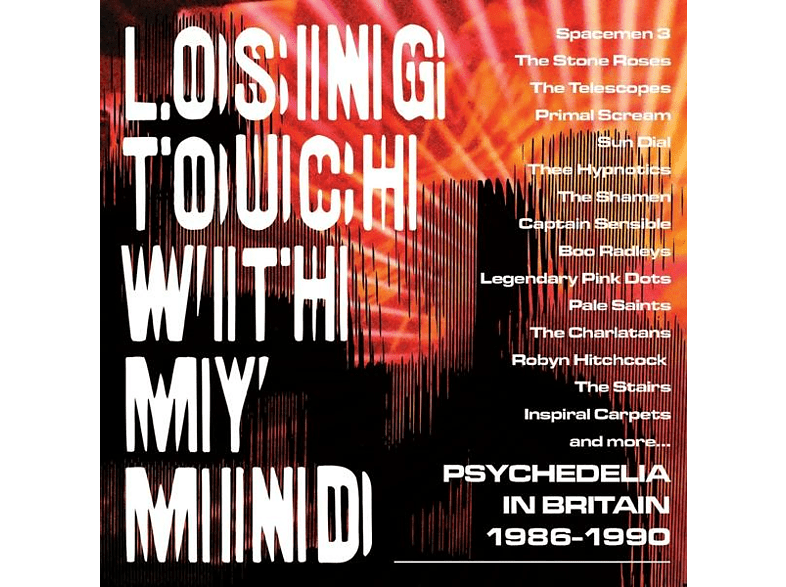 VARIOUS - Losing Touch With My Mind (3CD Boxet) [CD]