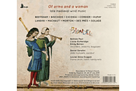 Blondel - Of Arms And A Woman-Late Medieval Wind Music [CD]
