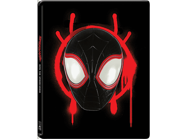 Spider-Man: A new Universe (Exklusives Steelbook) [4K Ultra HD Blu-ray + Blu-ray]