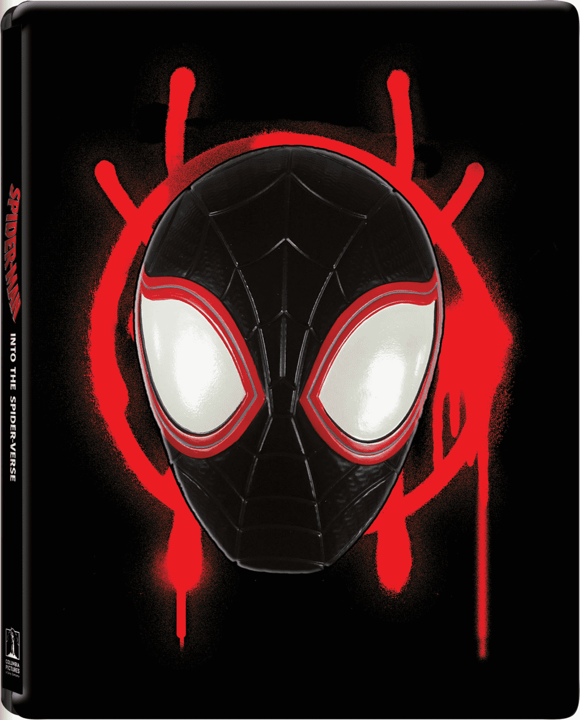 Spider-Man: A new Universe (Exklusives Steelbook) - (4K Ultra HD Blu-ray + Blu-ray)