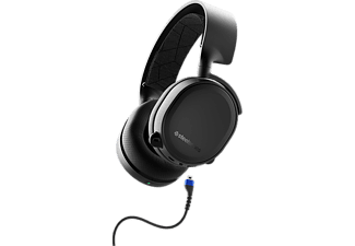 STEELSERIES Casque gamer sans fil Artcis 3 Bluetooth Noir (61509)