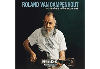 Roland Van Campenhout - Somewhere In The Mountains CD
