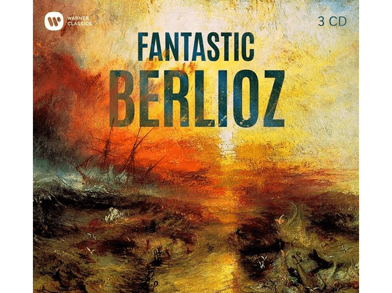 VARIOUS - Fantastic Berlioz [CD]