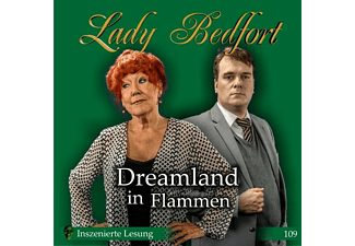 Folge 109: Dreamland in Flammen - 2 CD - Krimi/Thriller