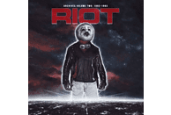 Riot - Archives Vol.2: 1982-1983 (2LP/GTF/Red Vinyl) [LP + Bonus-CD]