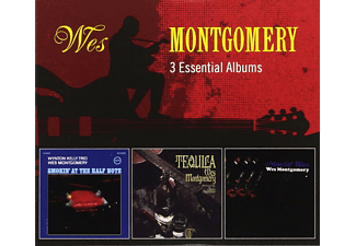 Wes Montgomery - 3 Essential Albums CD