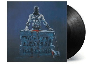Warrant - The Enforcer - (Vinyl)