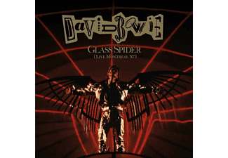 David Bowie - Glass Spider (Live Montreal '87) (2018 Remastered) - (CD)