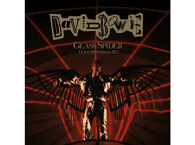 David Bowie - Glass Spider (Live Montreal '87) (2018 Remastered) [CD]