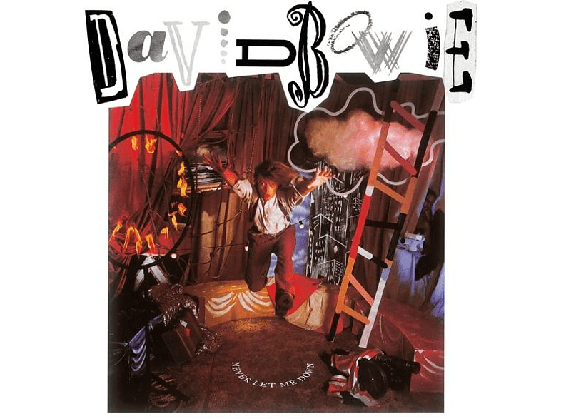 David Bowie - Never Let Me Down (2018 Remastered) [CD]