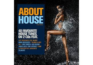 VARIOUS - About House Vol.2 - (CD)