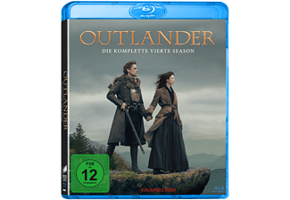 Outlander - Staffel 4 (5 Discs) - (Blu-ray)