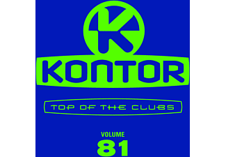 Various - Kontor Top Of The Clubs Vol.81 - (CD)