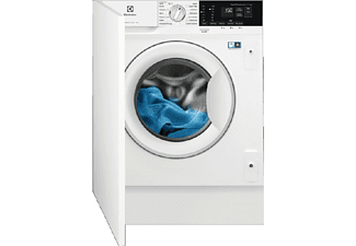 Lavadora carga frontal - Electrolux EW7F4722NF, Integrable, SteamCare, 7 Kg, 1200 rpm, Clase A+++