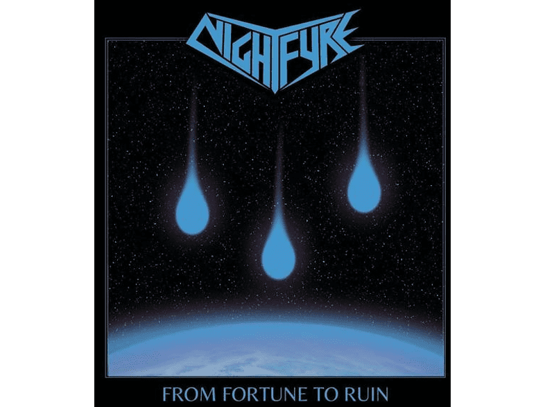 Nightfyre - From Fortune To Ruin [Vinyl]