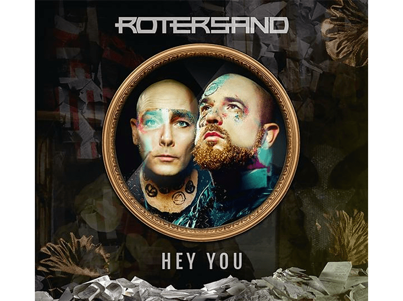 Rotersand - Hey You EP [CD]