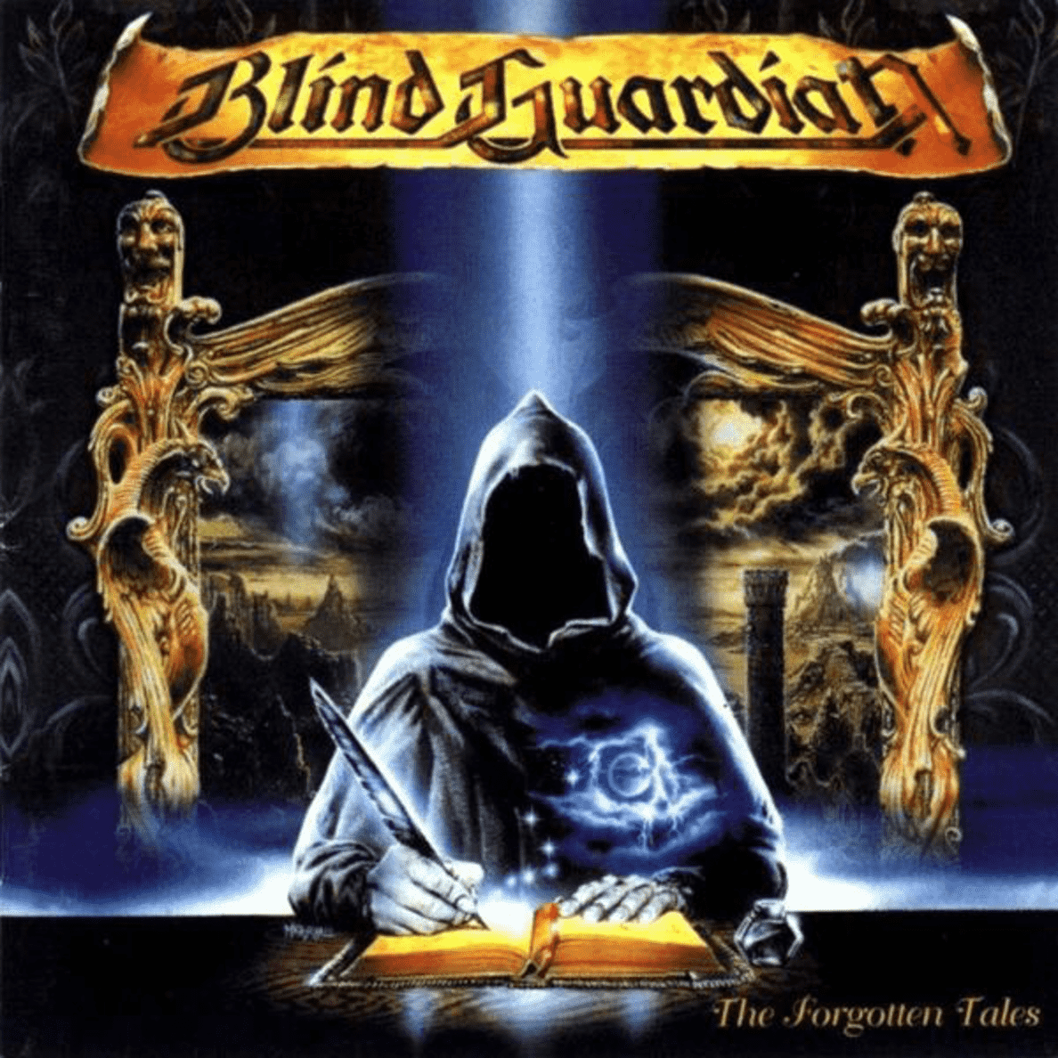The Forgotten Tales (Remastered 2012) Blind Guardian auf CD