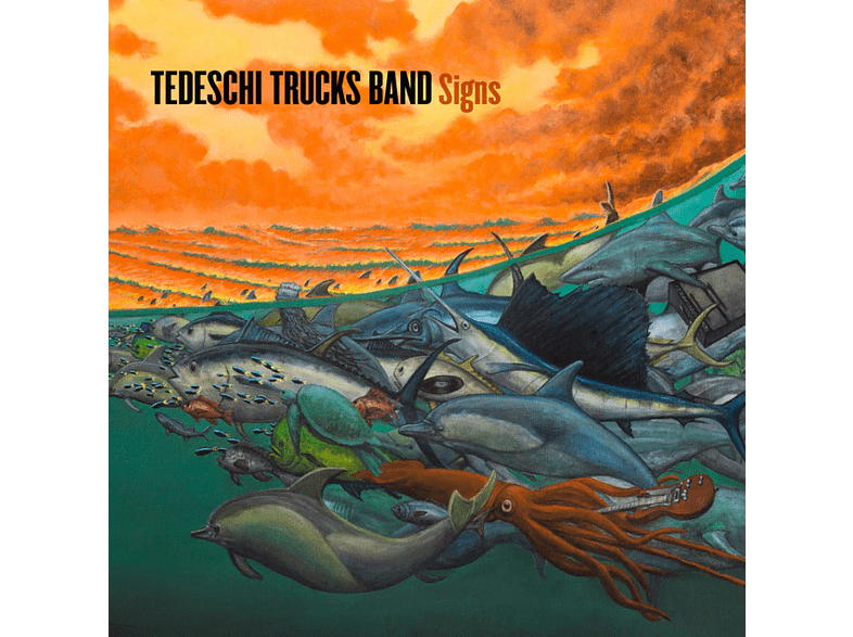 Tedeschi Trucks Band - Signs [CD]