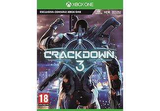 Xbox One - Crackdown 3 /I