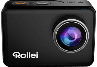 ROLLEI 560 Touch Action Cam, Schwarz