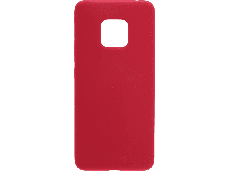 V-DESIGN PSC 015 , Backcover, Huawei, HU Mate 20 Pro, Thermoplastisches Polyurethan, Rot