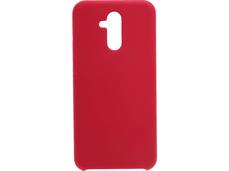 V-DESIGN PSC 011 , Backcover, Huawei, HU Mate 20 Lite, Thermoplastisches Polyurethan, Rot