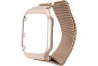 V-DESIGN VUB 058, Ersatzarmband, Apple, Apple Watch 4 40mm, Gold