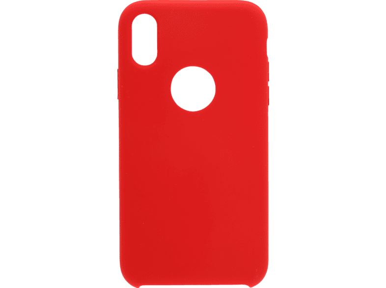 V-DESIGN PSC 024 , Backcover, Apple, iPhone XR, Thermoplastisches Polyurethan, Hell Rot