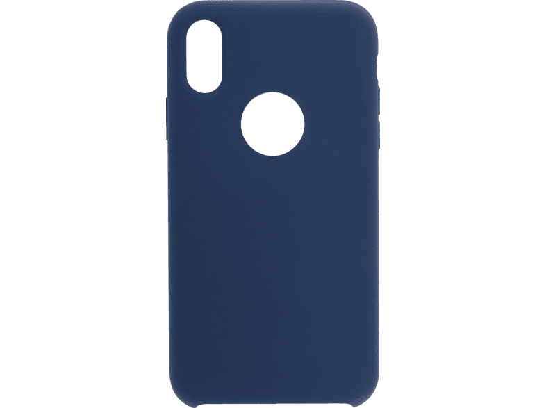 V-DESIGN PSC 023 , Backcover, Apple, iPhone XR, Thermoplastisches Polyurethan, Blau
