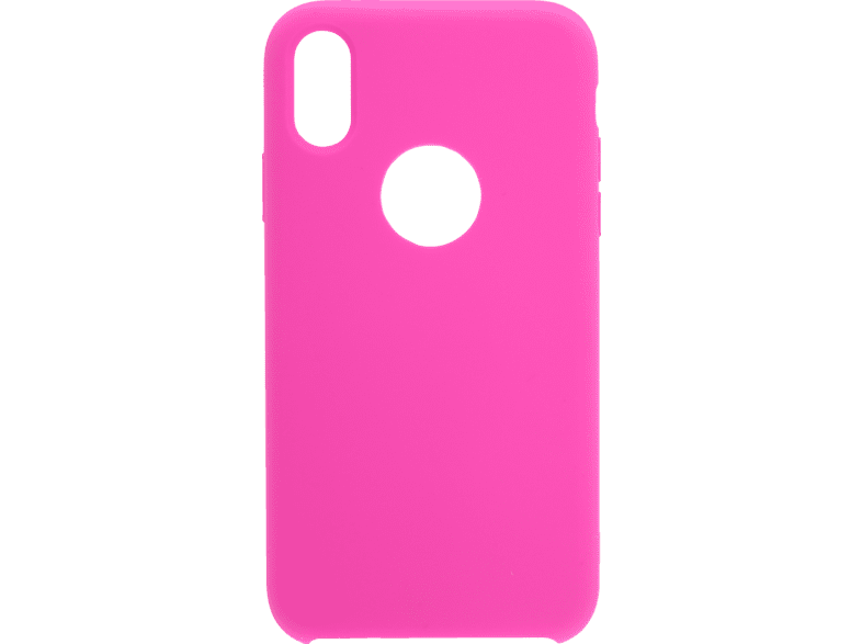 V-DESIGN  PSC 026 Backcover Apple iPhone XR Thermoplastisches Polyurethan Pink | 04056212045878