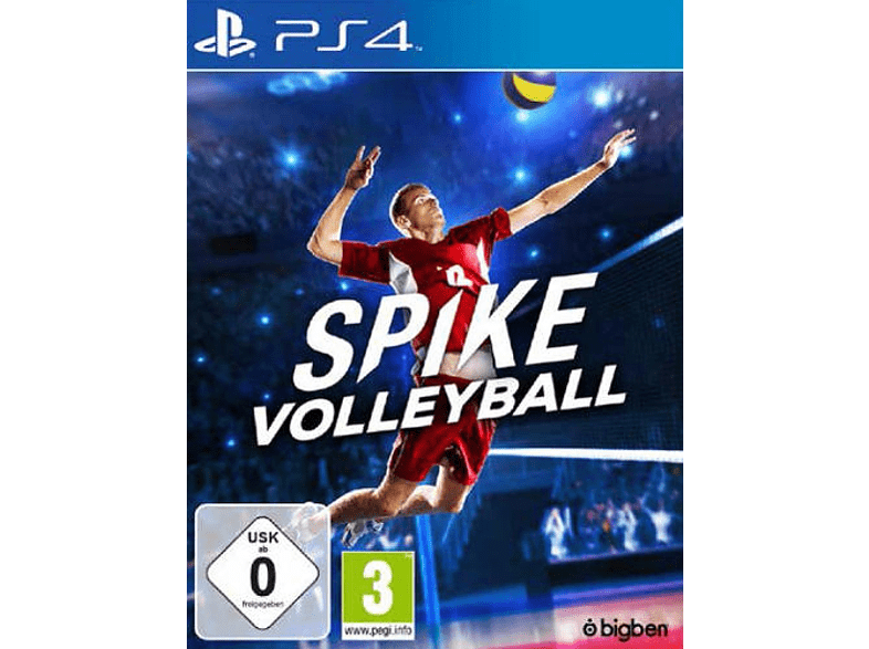 Spike Volleyball [PlayStation 4]