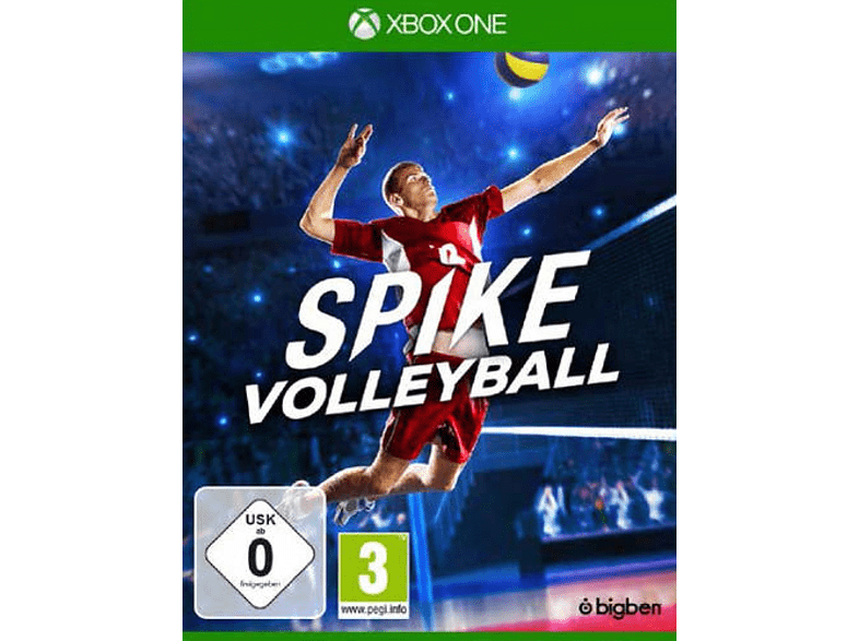 Spike Volleyball [Xbox One]