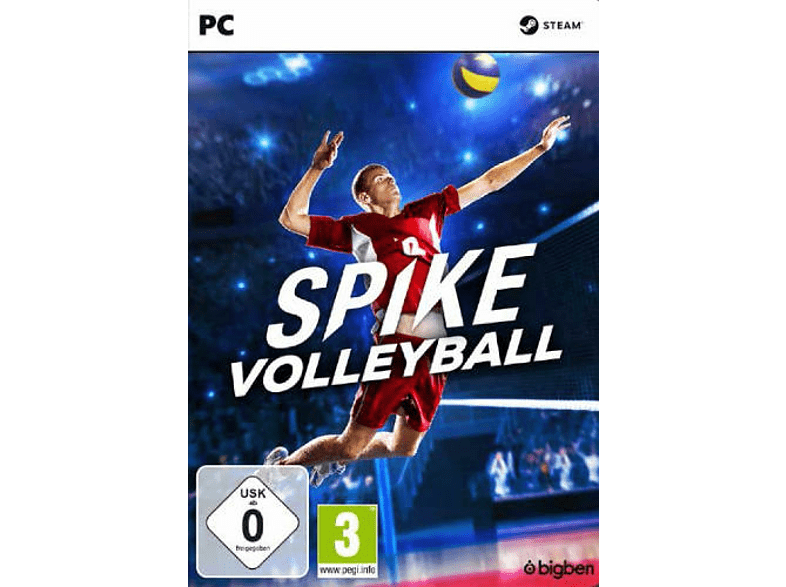 Spike Volleyball [PC]