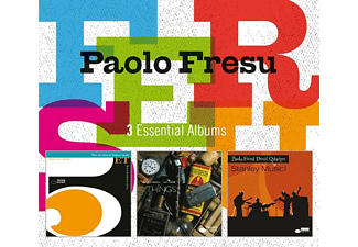 Paolo Fresu Devil Quartet - 3 Essential Albums CD