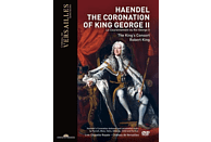 Robert King: The King's Consort - The Coronation of King George II [DVD]