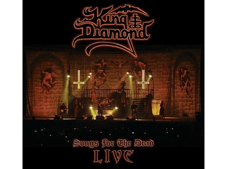 King Diamond - Songs For The Dead Live [CD]