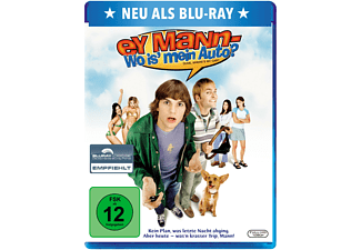 Ey Mann - Wo is' mein Auto? - (Blu-ray)