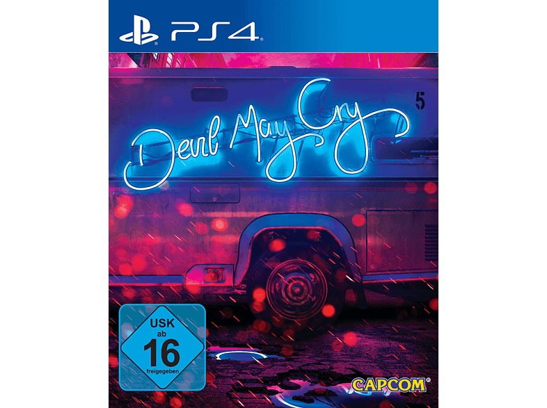 Devil May Cry 5 Deluxe Edition [PlayStation 4]