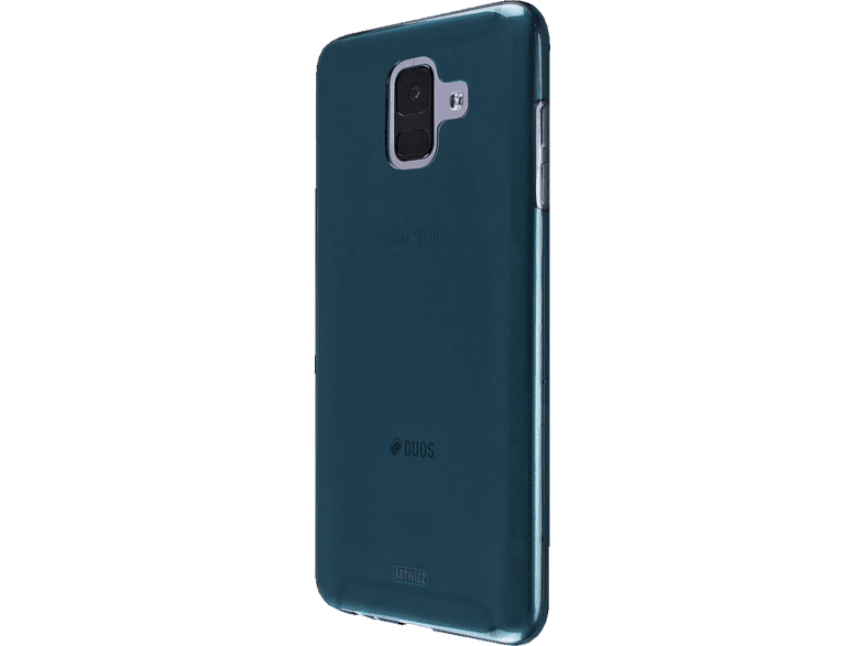 ARTWIZZ NoCase , Backcover, Samsung, Galaxy A7 (2018), Thermoplastisches Polyurethan, Spaceblue
